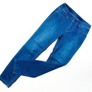H&M Denim Leggings Size 7/8